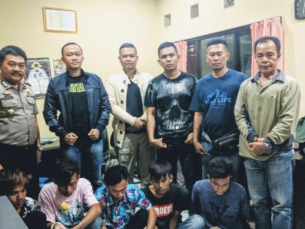 5 Sekawan Pelempar Batu di Tol Tangerang Tak Mabuk Saat Beraksi
