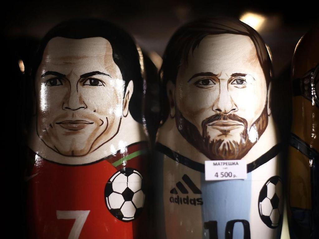 Piala Dunia 2018 Tanpa Messi dan Ronaldo, So What?