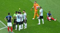 Video: Laga Prancis Vs Argentina Bertabur Kartu Kuning