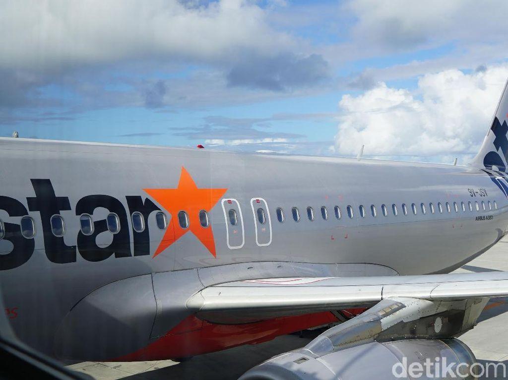 Naik Jetstar 19 Februari? Siap-siap Delay atau Cancel, Mau Ada Demo