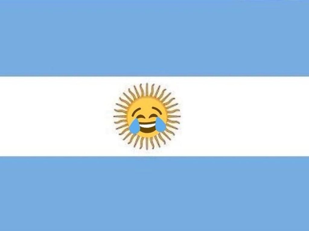 Meme: Portugal Kandas, Fans Argentina Puas