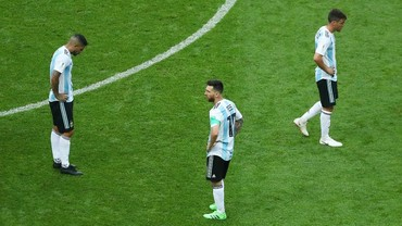 Maradona Malu Lihat Argentina Tak Punya Tujuan