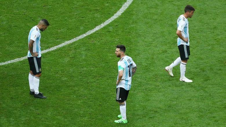 Ada Lagi Fans Lionel Messi yang Bunuh Diri Usai Argentina Tersingkir