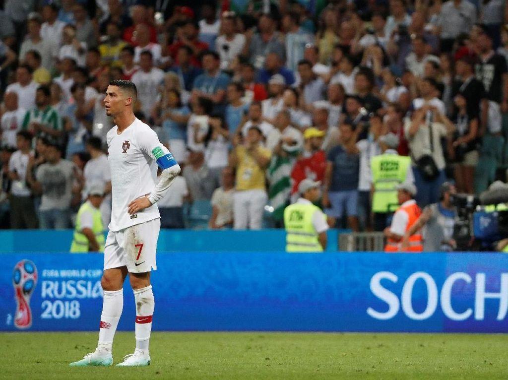 Bernardo Silva: Jangan Dulu Pensiun dari Timnas, Ronaldo