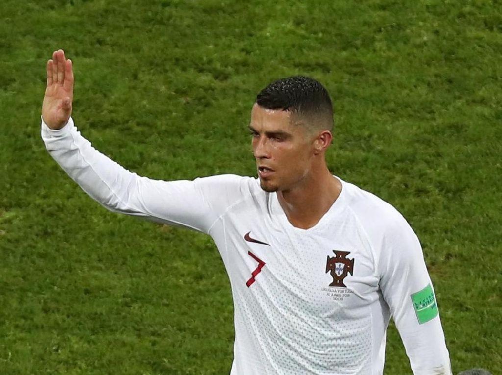Lain Kali Saja Tanya soal Masa Depan di Timnas Portugal ke Ronaldo