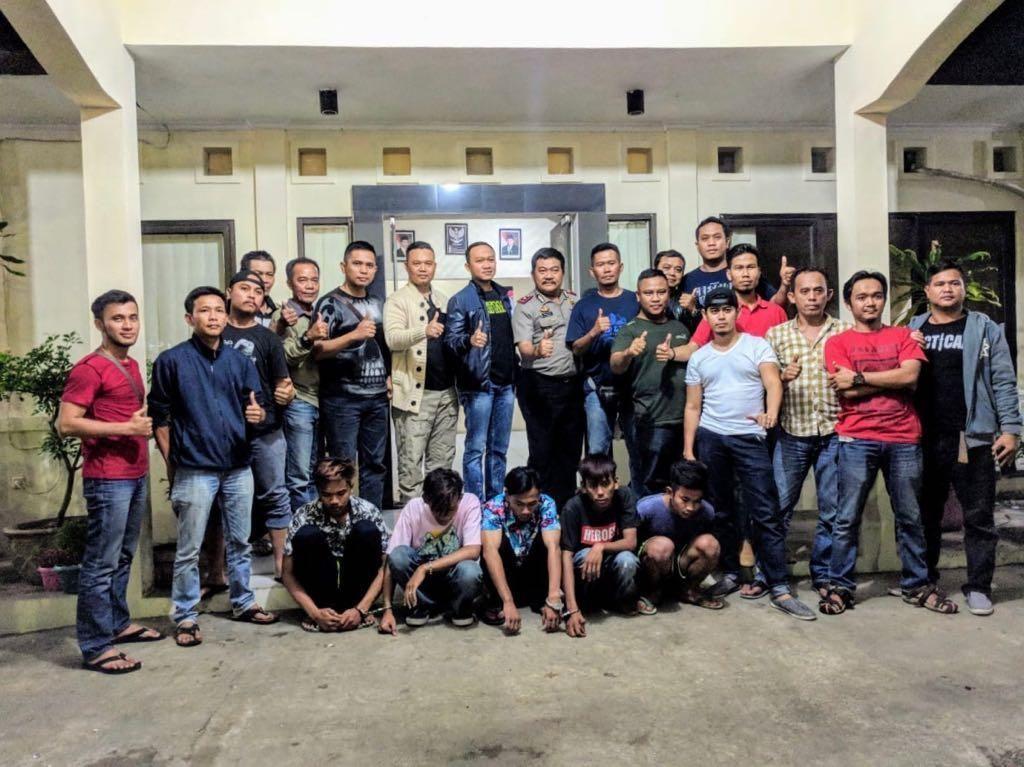 Polisi: 5 Sekawan Bergiliran Lempar Batu di Tol Tangerang