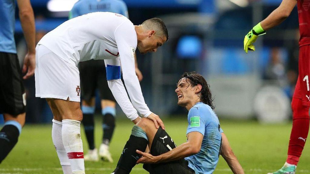 Mereka yang Harus Mundur di Piala Dunia Karena Cedera Otot Hamstring