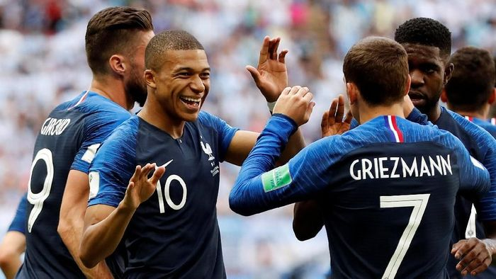 Di Piala Dunia 2018, Prancis dijagokan untuk jadi juara oleh Tontowi/Liliyana (Foto: Carlos Garcia Rawlins/Reuters)