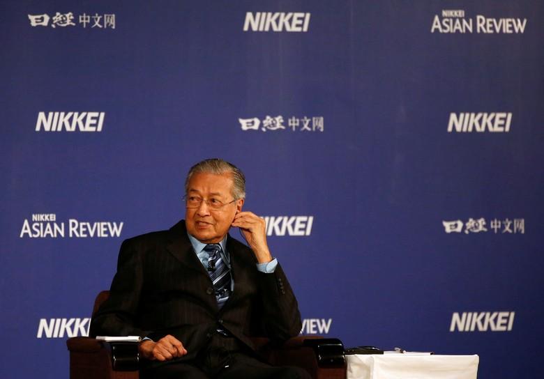 Mahathir Mohamad. Foto: dok. Reuters