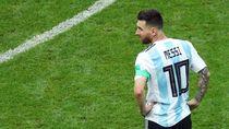 Girangnya Argentina Menyambut Kembalinya Messi
