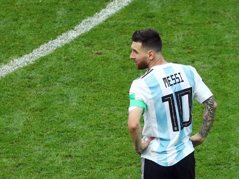 Messi Jangan Pensiun Dulu, Masih Bisa Samai Ronaldo