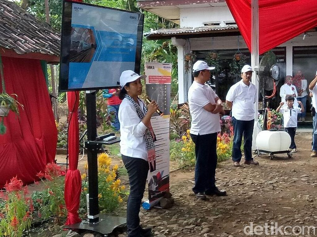 Menteri BUMN Pertimbangkan Investasi Asing Pembangunan Pabrik INKA