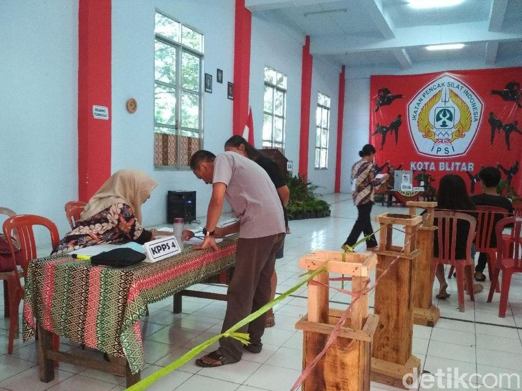 KPU Gelar Pemungutan Suara Ulang Lima Kota di Jawa Timur