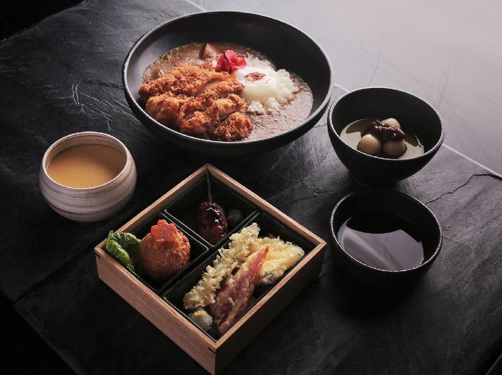 Bento Istimewa Buatan Chef Kaz Bisa Dinikmati di Resto Jepang Ini