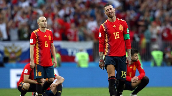 Video: Rusia Usir Spanyol Lewat Drama Adu Penalti
