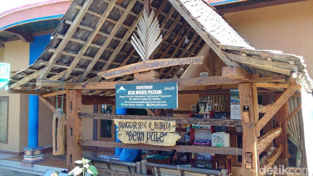Foto: Traveling ke Sleman, Asyiknya Main ke Desa Ini