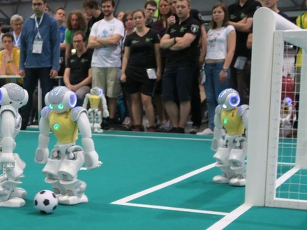 Serunya Piala Dunia Robot, Ajang Prestasi Indonesia