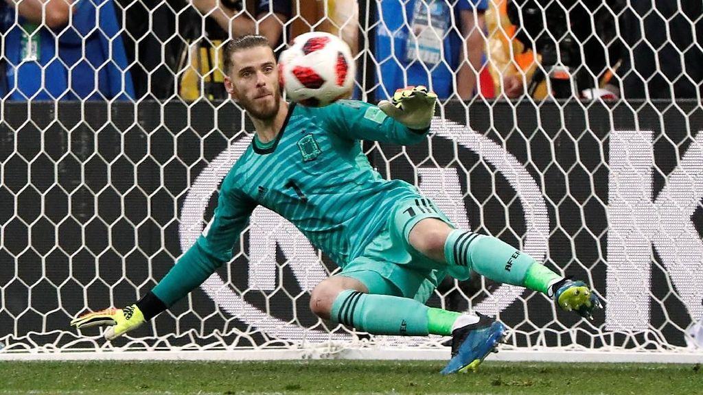 Herrera: De Gea Dikritik karena Dia Kiper Terbaik di Dunia