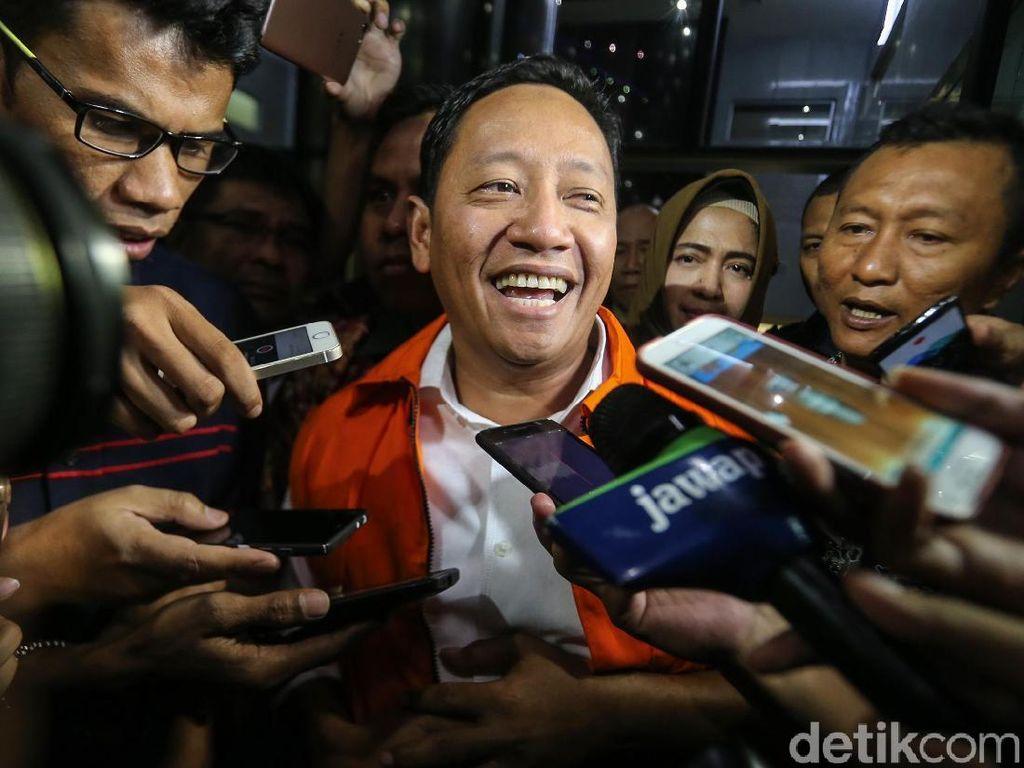 Pemenang Pilgub Maluku Utara Ahmad Mus Ditahan KPK