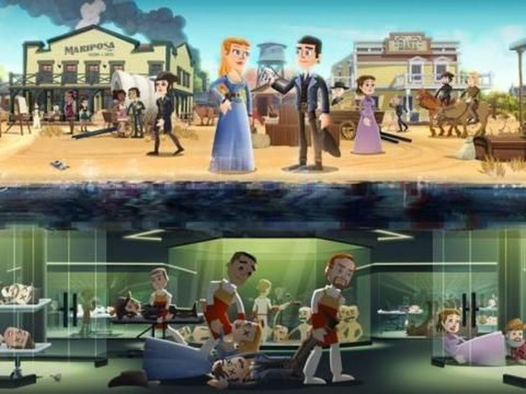 Dituduh Jiplak Game, Warner Bros Angkat Bicara