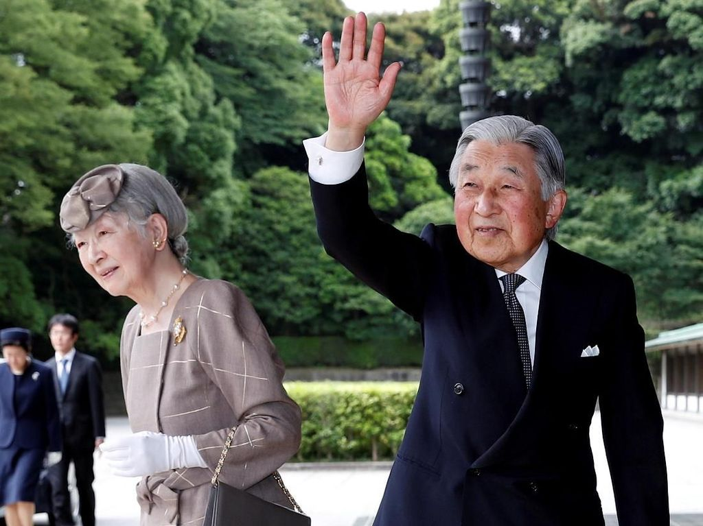 Didiagnosis Cerebral Anemia, Kaisar Akihito Istirahat Total