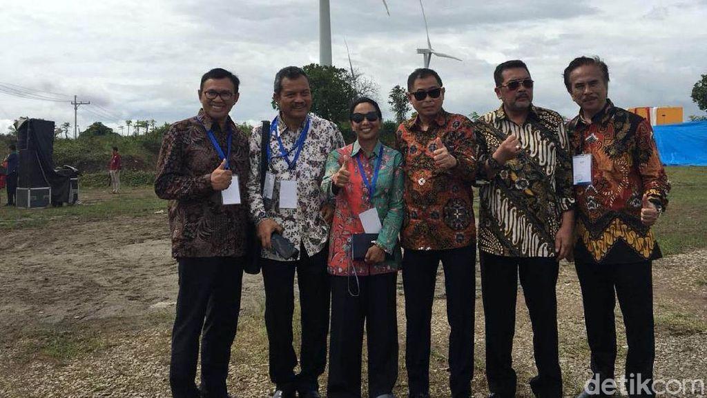 Ketika Menteri-menteri Jokowi Ketiup Angin di Kebun Angin