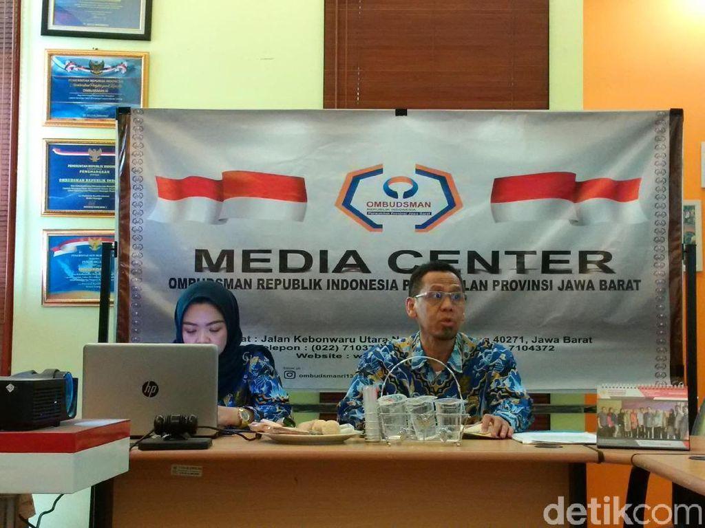 Ombudsman Jabar Sayangkan Kasus Pungli di SMPN 2 Bandung