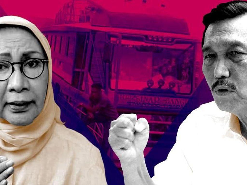 Disebut Provokasi oleh Ngabalin, Ratna Sarumpaet: Dasar Penjilat!
