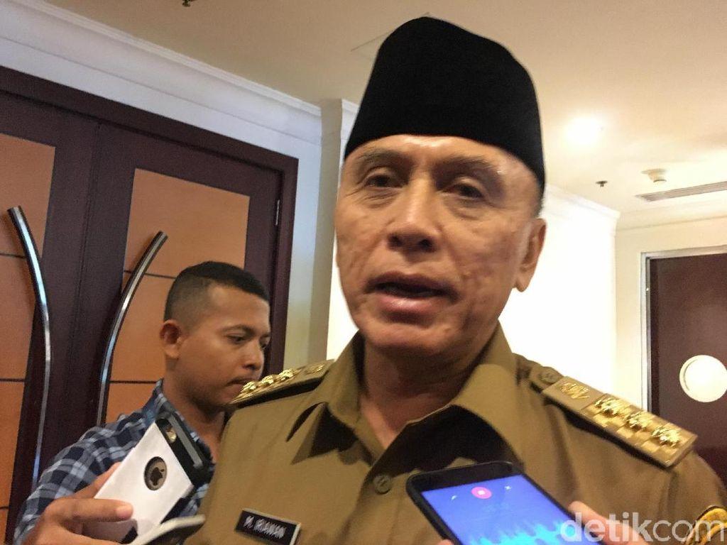 Pj Gubernur Iriawan Ajak Warga Jabar Sukseskan Asian Games