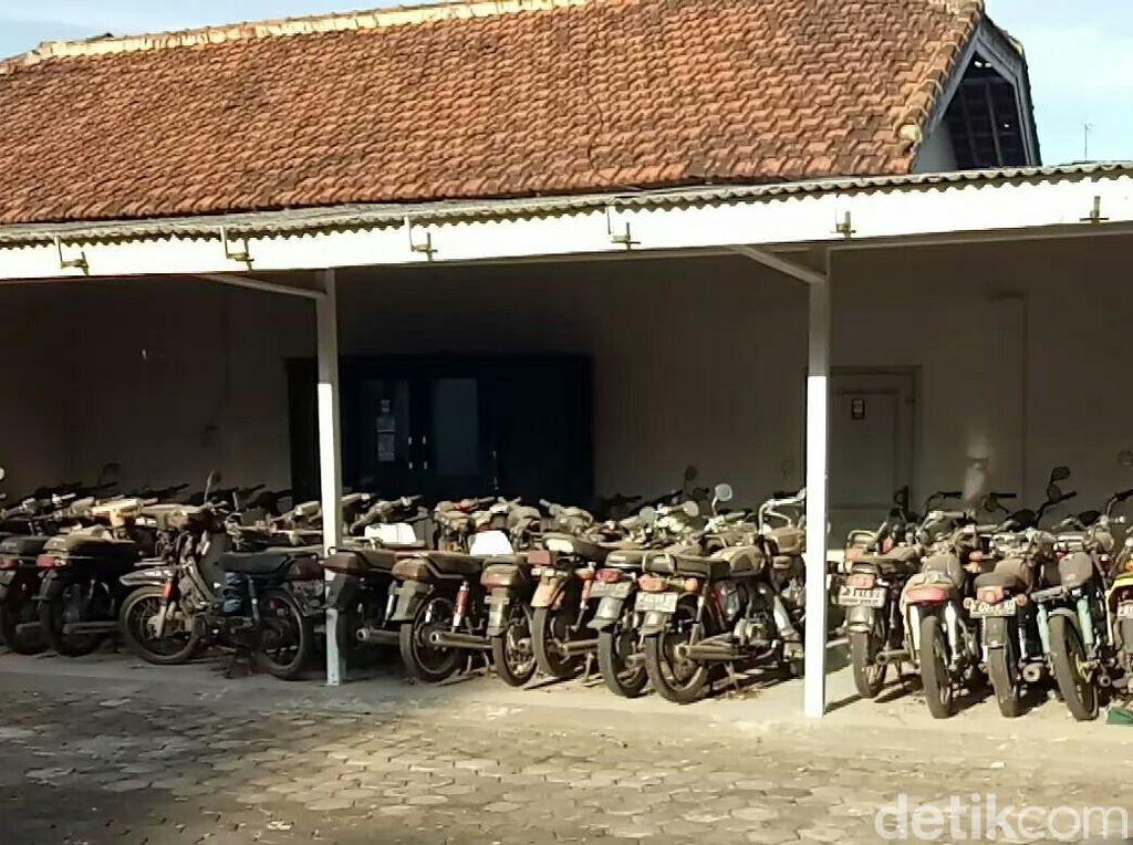 Raja Sengon Punya 150 Motor Jadul, Tak Bakal Dijual