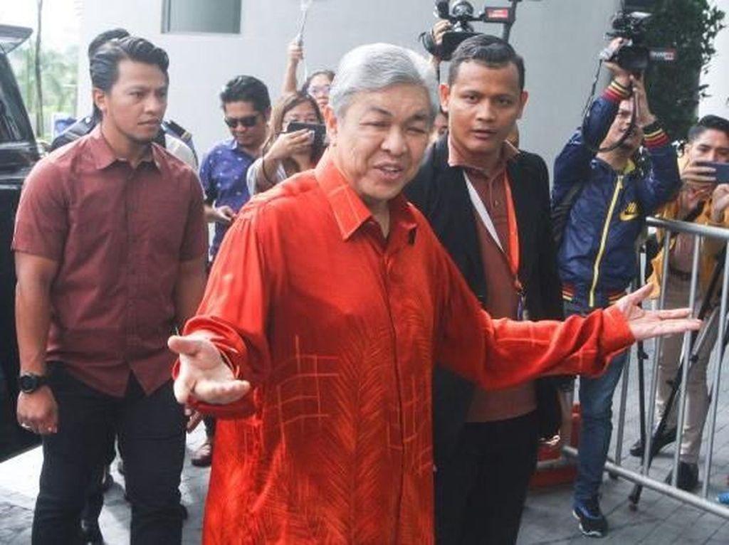 Eks Wakil PM Malaysia Ditanyai Komisi Antikorupsi Terkait Najib