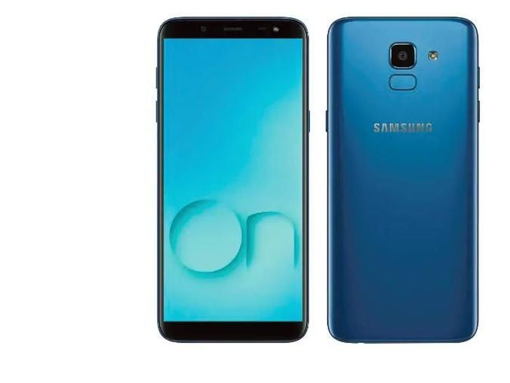 Samsung Rilis Galaxy On6 di Negeri Gangga