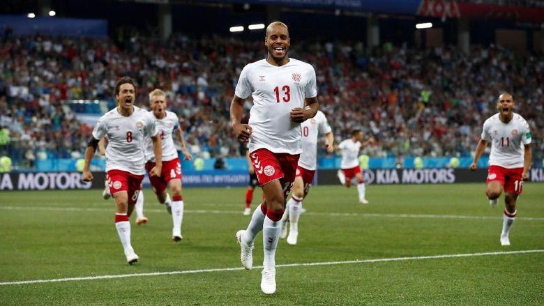 Pemain-Pemain Premier League Sudah 33 Gol di Piala Dunia 2018