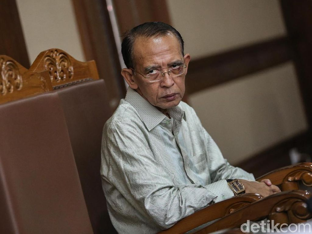 Sidang PK, Setumpuk Berkas Diajukan Eks Menag Suryadharma Ali