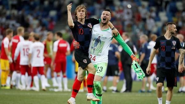 Kroasia 2018 Lebih Baik daripada Kroasia 1998