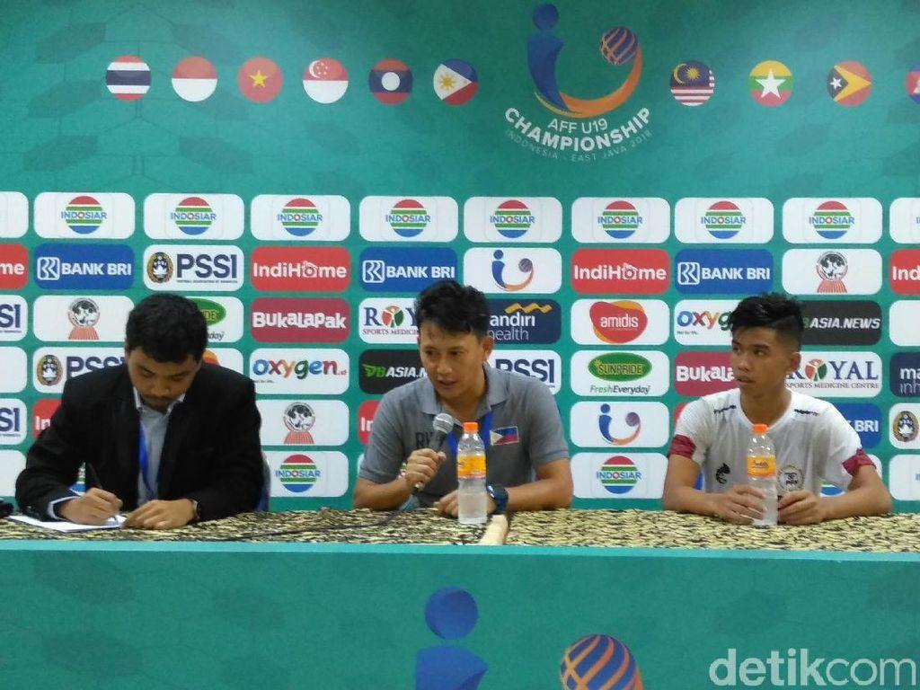 Filipina U-19 Awali Piala AFF U-18 2018 dengan Kemenangan