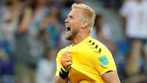 Intip Gaya Hidup Sehat Man of the Match Kasper Schmeichel