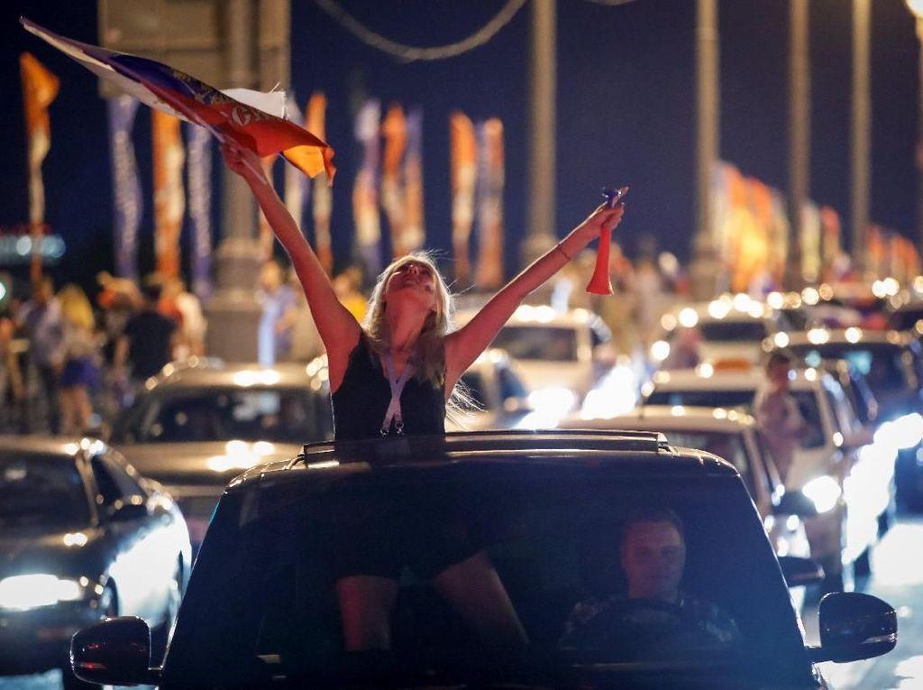 Pawai Kemenangan Rusia