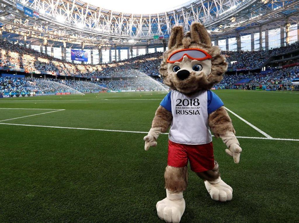 Tim Top 10 FIFA yang Memble di Piala Dunia Rusia