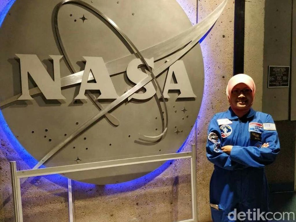 Cerita Guru SD di Sleman Pelatihan Astronaut di Kantor NASA