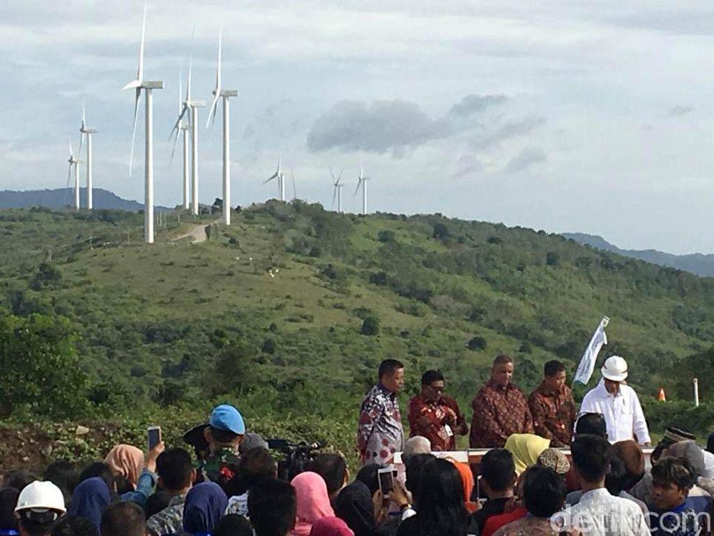 Menyusuri Jalan Panjang Menuju Kebun Angin Kebanggaan Jokowi