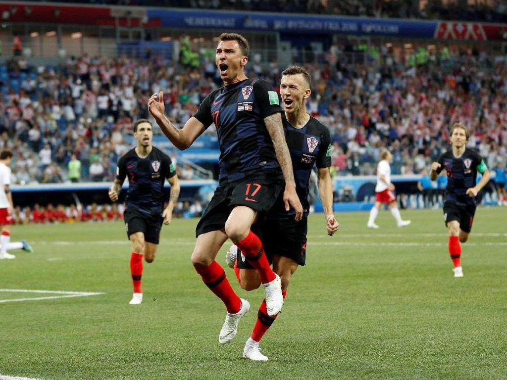 Data-Fakta Kroasia Vs Denmark: Ada Dua Gol Dalam 220 Detik