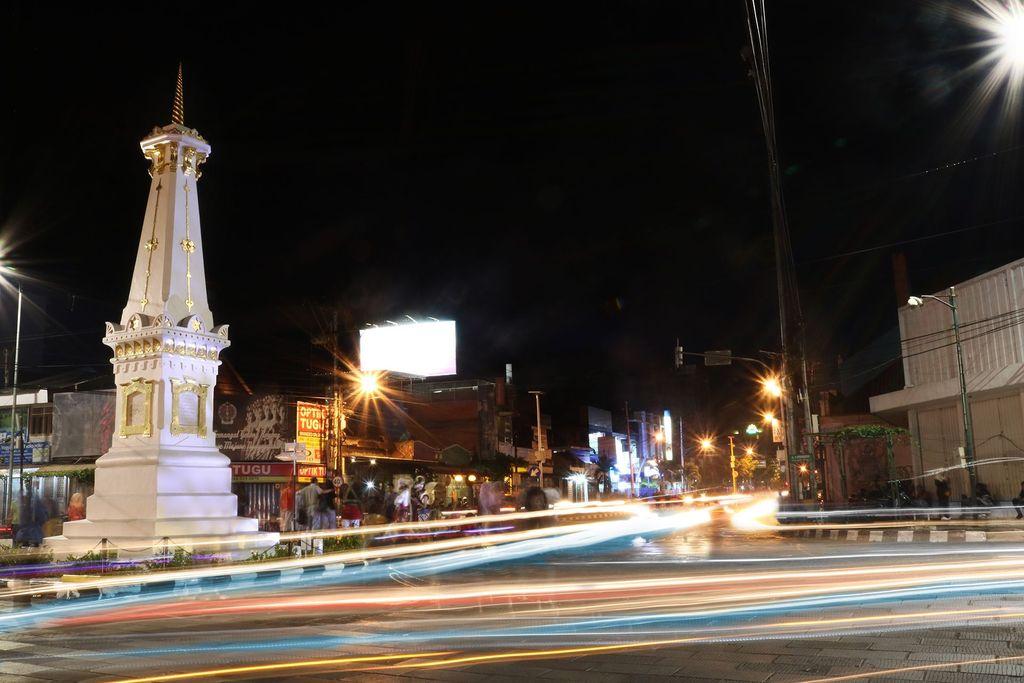 Ilustrasi Yogyakarta
