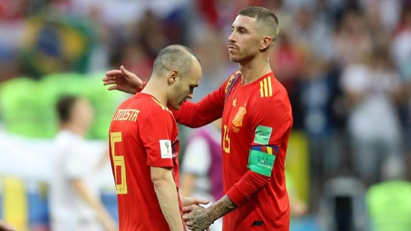 Sergio Ramos Incar Piala Dunia 2022 Walaupun Jenggotnya Memutih