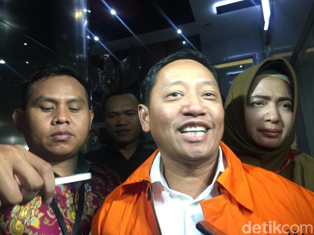 Terbukti Korupsi Pengadaan Lahan, Eks Bupati Sula Divonis 4 Tahun Bui