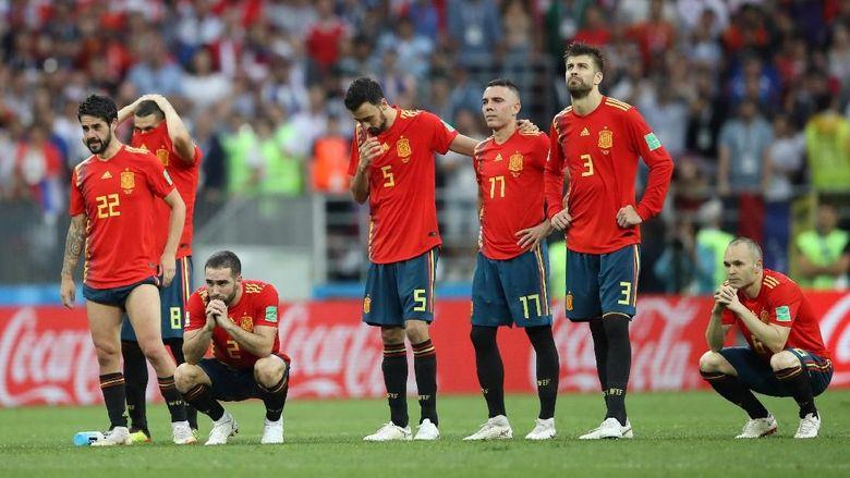 Spanyol Disingkirkan Rusia, Fabregas Speechless