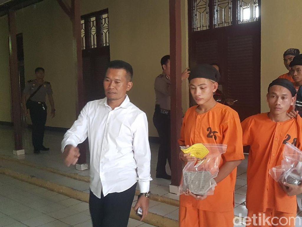 5 Sekawan Pelempar Batu di Tol Tangerang Terancam 9 Tahun Bui