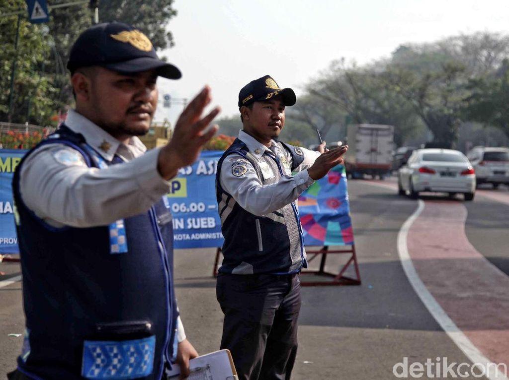 Uji Coba Perluasan Sistem Ganjil Genap Dilaksanakan Serentak di Jakarta