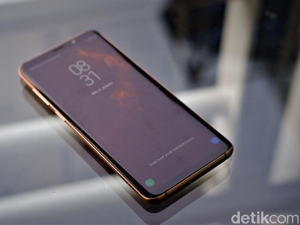 Samsung: Penjualan Galaxy S9 Lambat