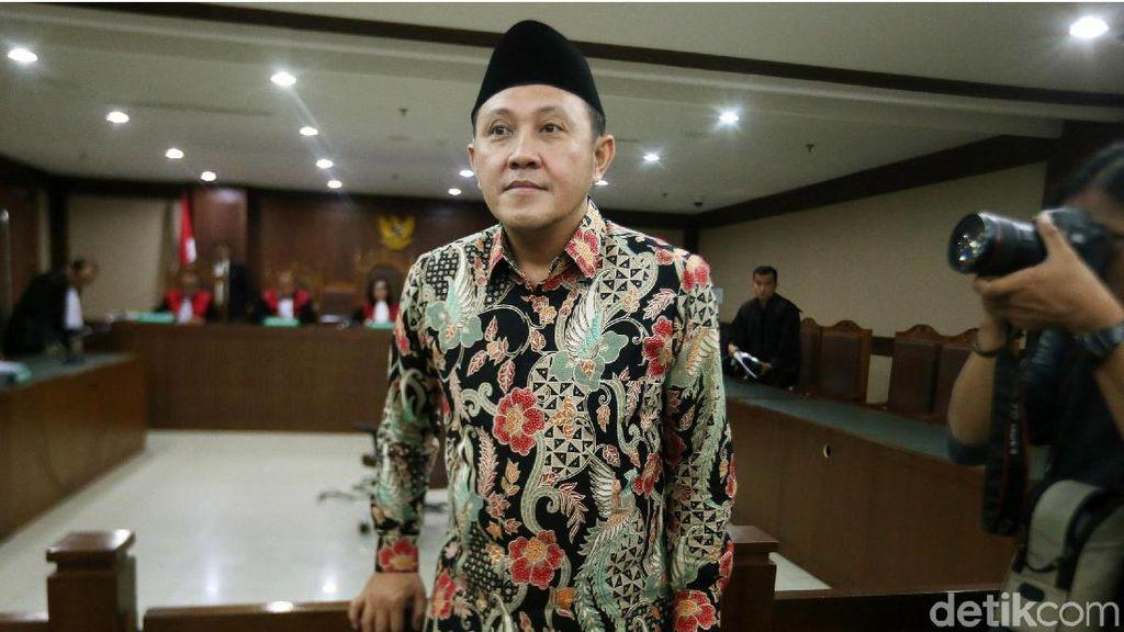 Sidang Perdana Eks Anggota DPRD Lampung Tengah